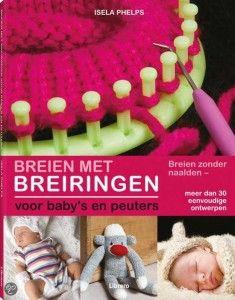 Boek van de week: baby en peuterkleding breien met breiringen