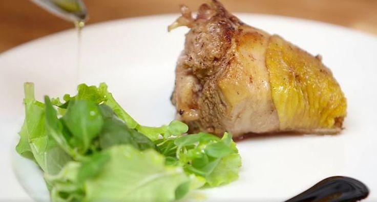 How to: coscia di pollo farcita