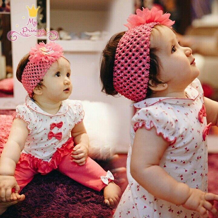 Todo el estilo de  My Princess Boutique, también para las más pequeñitas, ahora desde la talla 6meses. Lu-Sa de 10.00 a 14.00 y de 16.00 a 20.00 hrs www.myprincess.cl