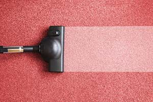 Some carpet fabrics crave for a professional steam cleaning