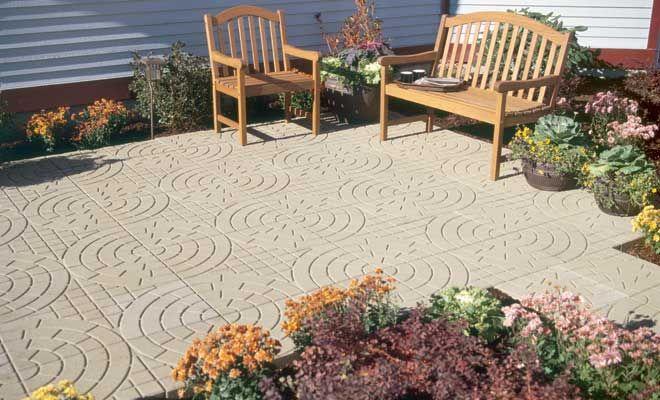 Patio stone bellacobble pavestone la la land for Pinterest patio pavers