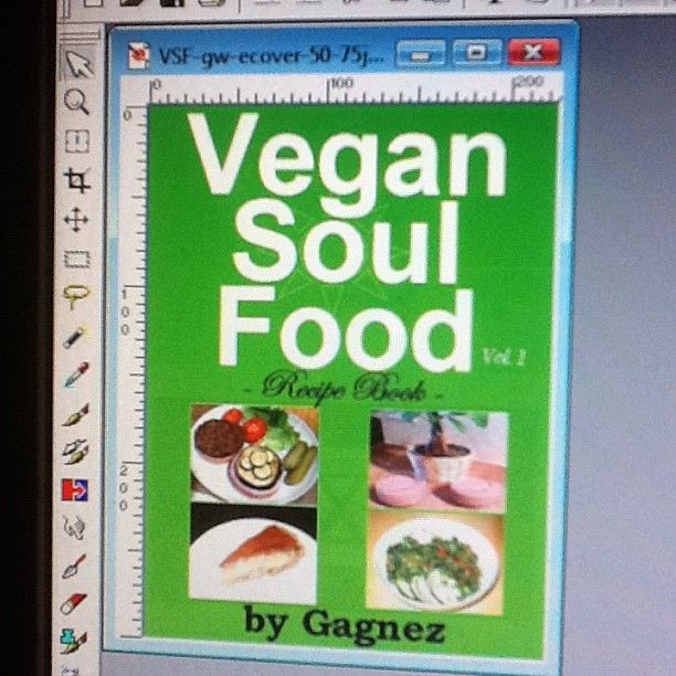 104 best vegan soul food images on pinterest soul food book and books gagnez is raising funds for vegan soul food recipe book vol 1 on kickstarter an ebook print production of some of my delicious filling forumfinder Choice Image