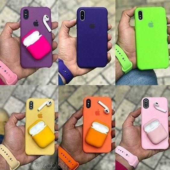 Flache Telefone Malen #telephones #TelephonesOperator   – •Apple Cases•