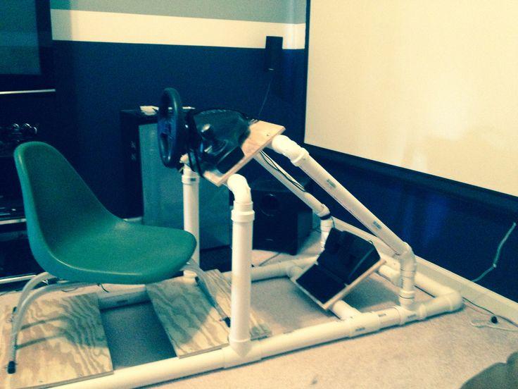 18 Best Racing Seat Images On Pinterest Racing Simulator