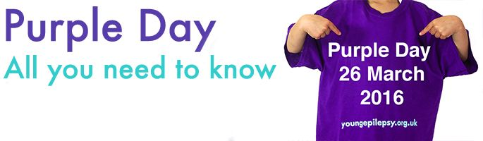 Purple Day 2016 – all you need to know