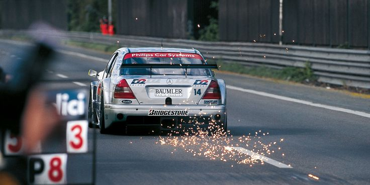 DTM History | 1995 season | DTM.com // After staging rounds in the United Kingdom in 1993 and 1994, the DTM became international in 1995 through the parallel inception of the International Touring Car Series (ITC) with races in Italy, Finland, the United Kingdom, Portugal and France.