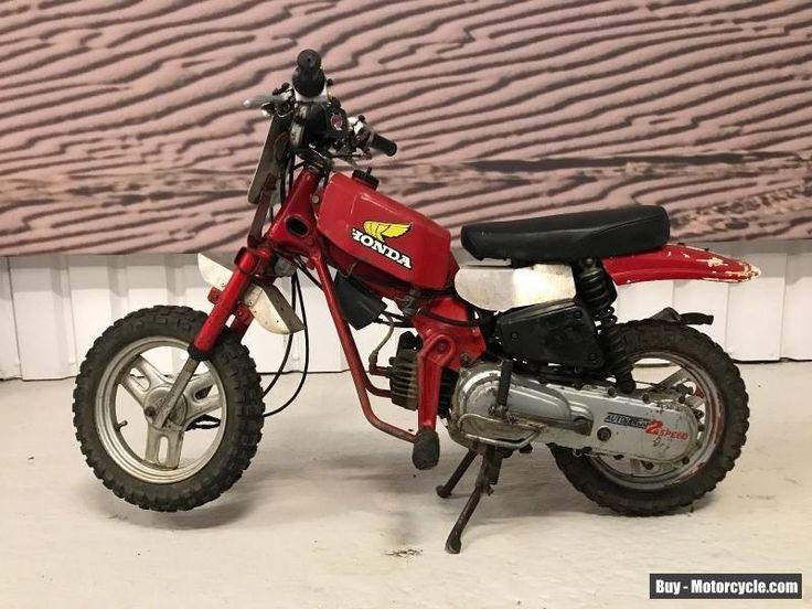 Honda Express NC50 Mini Trail Monkey Bike Conversion Runs Rides Field Pit Bike #honda #express #forsale #unitedkingdom