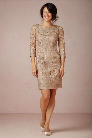 Gorgeous non traditional mother of the bride dresses that are sexy, sophisticated and age appropriate. - Bummed Bride