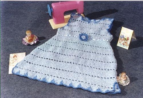 crocheted dress pattern