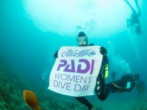 PADI Women's Dive Day 2015 Recap - Diving, News & Events