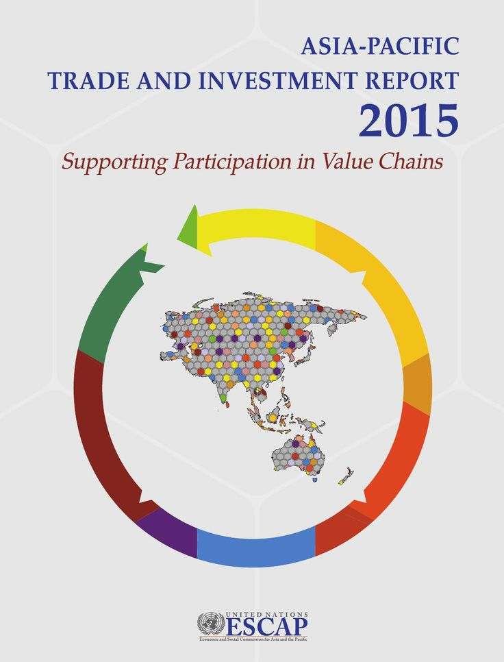 This edition of ESCAP's Asia-Pacific Trade and Investment Report (APTIR) highlights the challenges posed by slowing regional trade growth and outlines how changing dynamics in the global economy call for a renewed effort to enhance the prospects of export-led growth, both of merchandise trade and in commercial services.