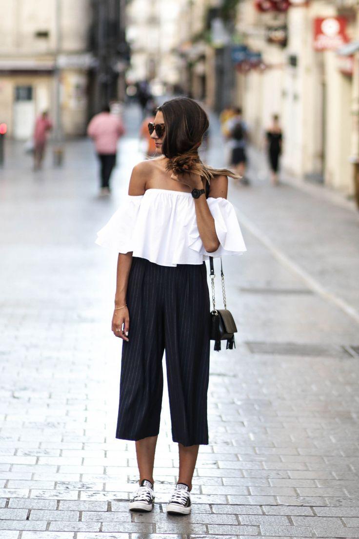 blog mode tendance jupe culotte été 2016                              …                                                                                                                                                                                 Plus