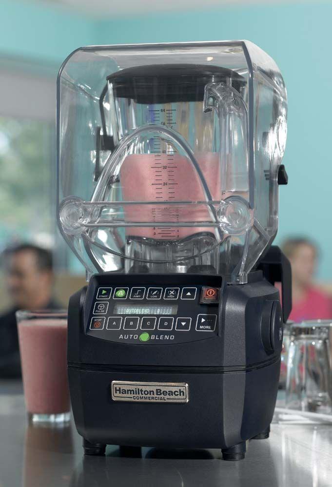 Blender specjalistyczny 230 V, moc - 3 KM / 880 W | HAMILTON BEACH, Summit