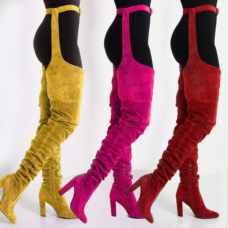 Whats your color? https://www.myshoebazar.com/shoes/belted-over-the-knee-chunky-boots/