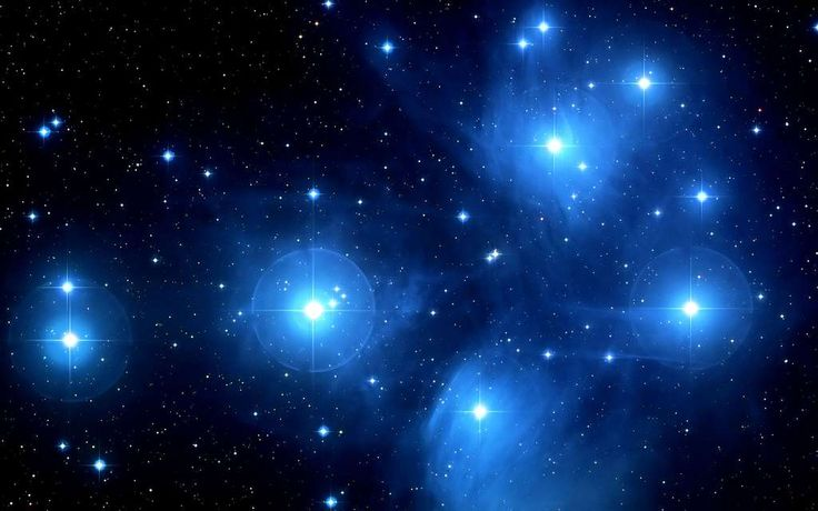Les Pléiades (M45), un sublime groupe d'étoiles de la constellation du Taureau