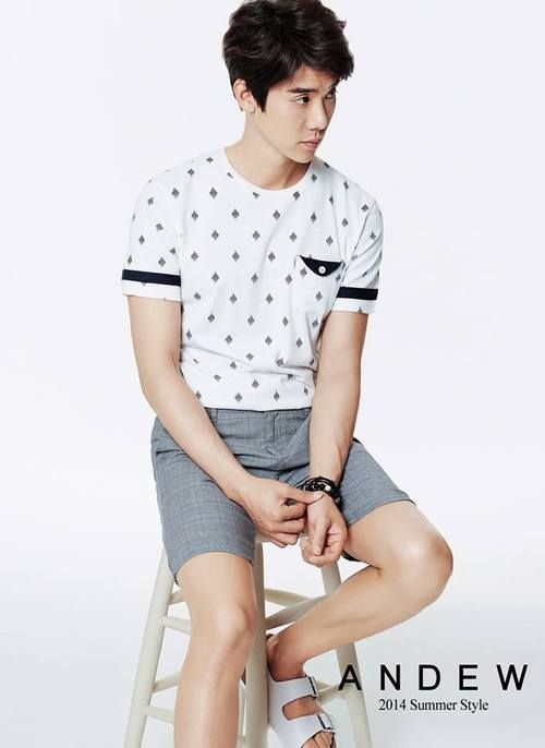 Yoo Yeon Seok | Andew Summer 2014 Collections