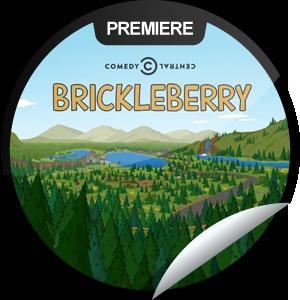Steffie Doll's Brickleberry Premiere Sticker   GetGlue