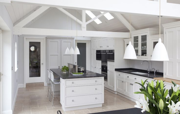 Leicestershire Townhouse - Handmade Kitchens   Traditional Kitchens   Bespoke Kitchens   Painted Kitchens   Classic Kitchens