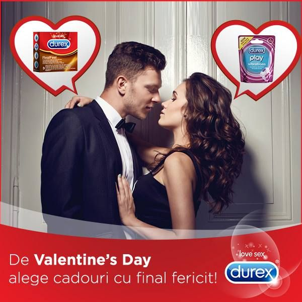 Pregateste-i cadoul perfect! #HappyValentinesDay