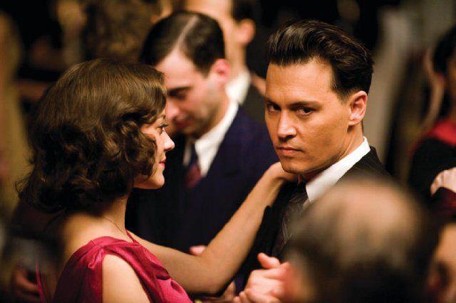 Public Enemies (2009)   Johnny Depp, Marion Cotillard