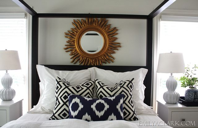 Tips for shopping for bedroom lamps:  http://emilyaclark.com/2013/07/finding-right-bedroom-lamps.html
