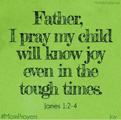 Joyful Mom Prayers - Day 30