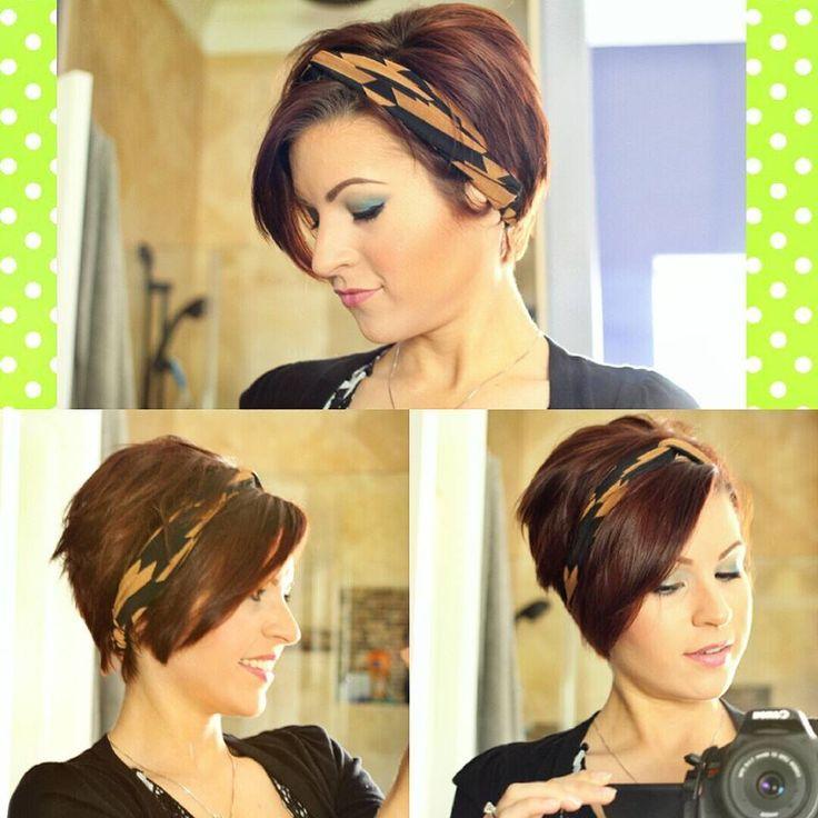 TRÈS POPULAIRE: 18 coupes de cheveux courts à la mode … photos avant / côté / arrière !! | http://www.coupecourtefemme.net/coiffures-courtes/tres-populaire-18-coupes-cheveux-courts-mode-photos-cote-arriere/971