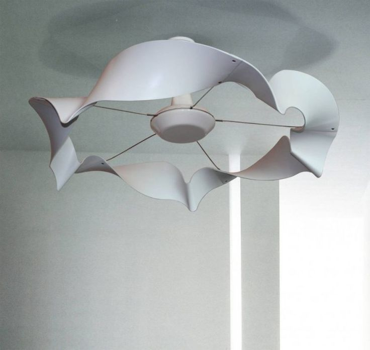 interesting contemporary ceiling fan