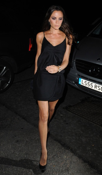 Victoria Beckham Photo - Victoria Beckham at Maze Restaurant 2