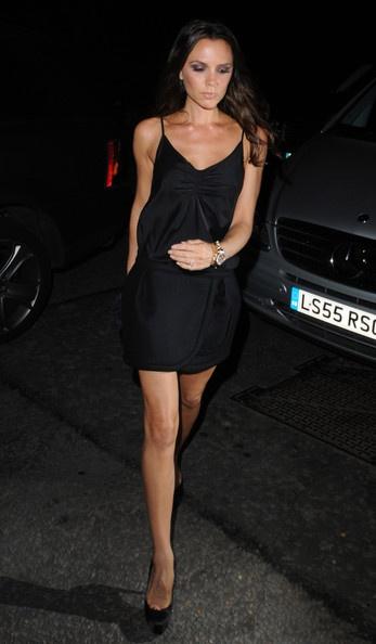 Victoria Beckham Photo - Victoria Beckham at Maze Restaurant 2