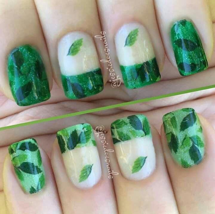 Mejores 1715 imágenes de Nail Art en Pinterest | Diseños para uñas ...