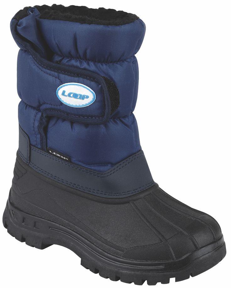 LOAP  Dětské zimní boty JERRY velikost 28-35