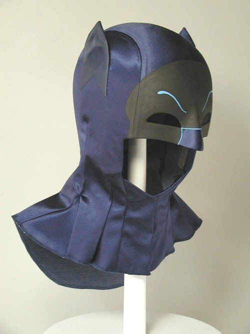 Adam West's Batman TV show bat cowl...so cool. I loved the show when I was a kid :)