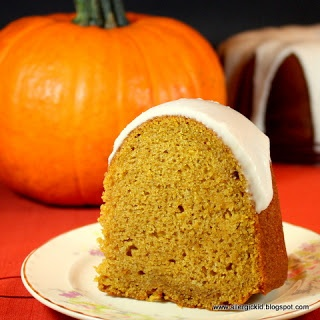 Pumpkin Bundt Cake | Vegan Sweets and Treats | Pinterest