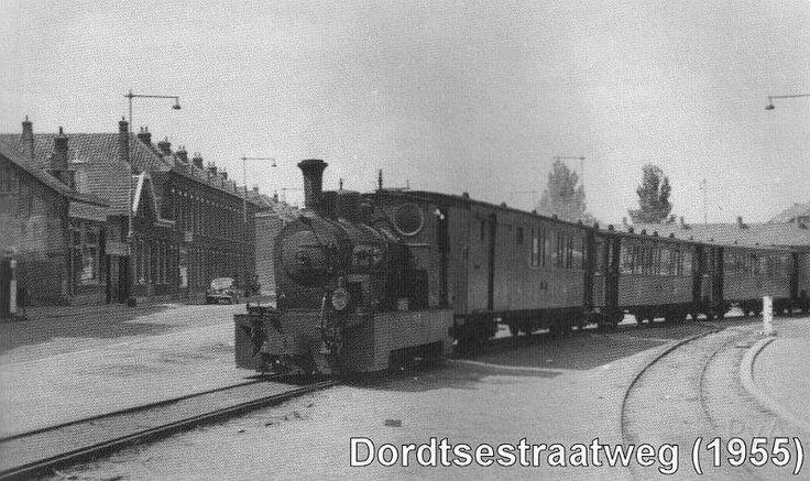 Dordtsestraatweg 1955