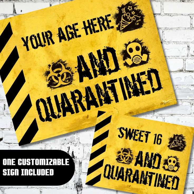 Pin on Ben's 13th Quarantine Birthday