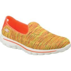 Shop for Women's Skechers GOwalk 2 Hypo Yellow/Multi. Get free shipping at Overstock.com - Your Online Shoes Outlet Store! Get 5% in rewards with Club O! - 16413000
