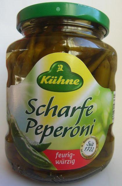Chilihead Icewolf77: Kühne - Scharfe Peperoni feurig-würzig