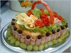 Συνταγές για μικρά και για.....μεγάλα παιδιά: Ιδέες για σαλάτες!
