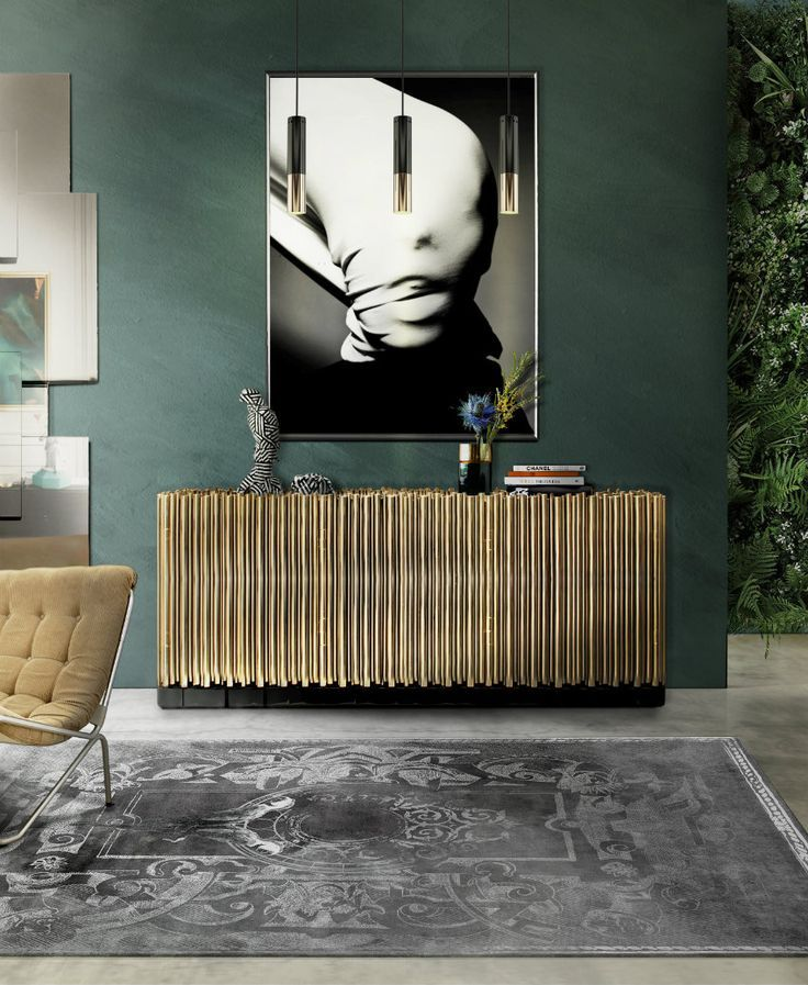 Die besten 25+ Moderne buffets und sideboards Ideen auf Pinterest - wohnideen und dekoration