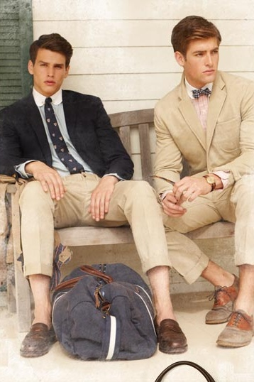 i wish the world was a ralph lauren or tommy hilfiger commercial