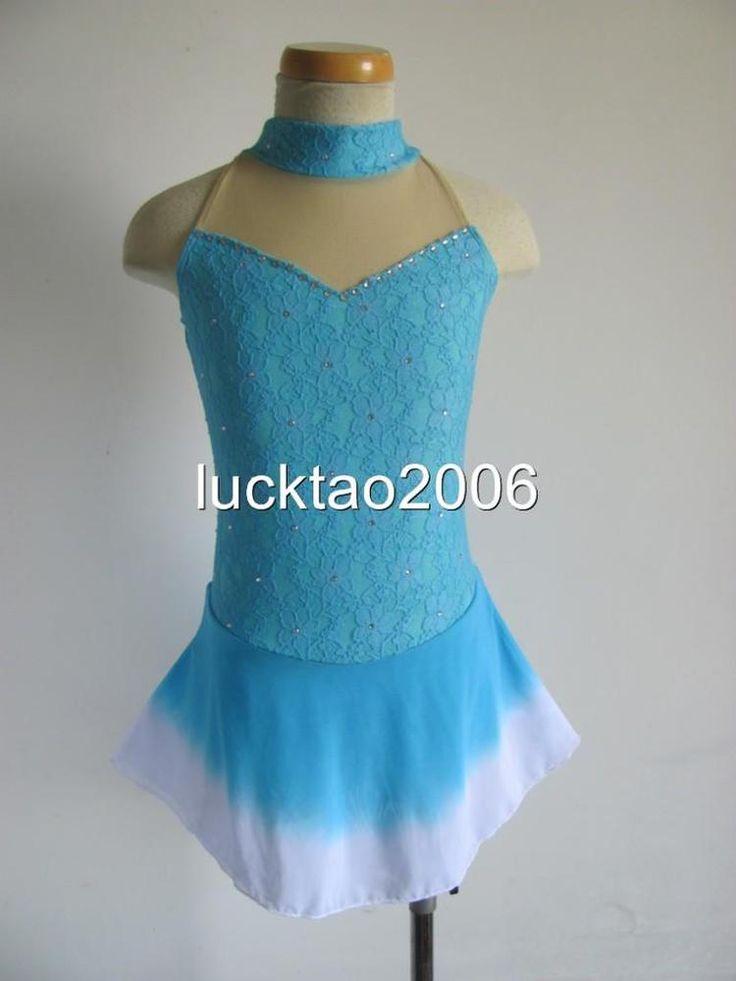 Gorgeous Figure Skating Dress Ice Skating Dress 8113 size 12 | Sporting Goods, Winter Sports, Ice Skating | eBay!