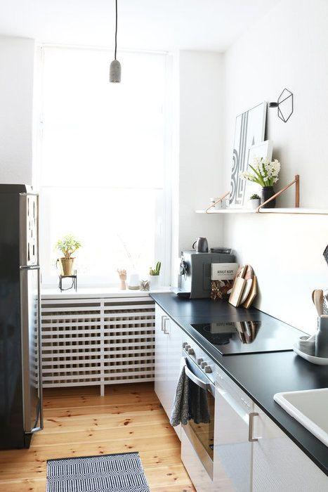 DIYnstag: 10 neue Kreativ-Ideen | Foto von Mitglied itsprettynice #solebich #diy #interior #interiordesign #solebich #wohnzimmer #livingroom #küche #kitchen