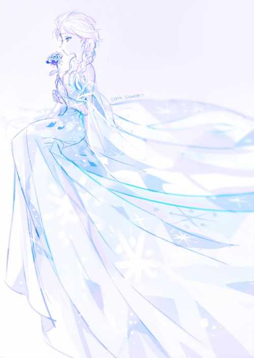 This is rose Jack to Elsa