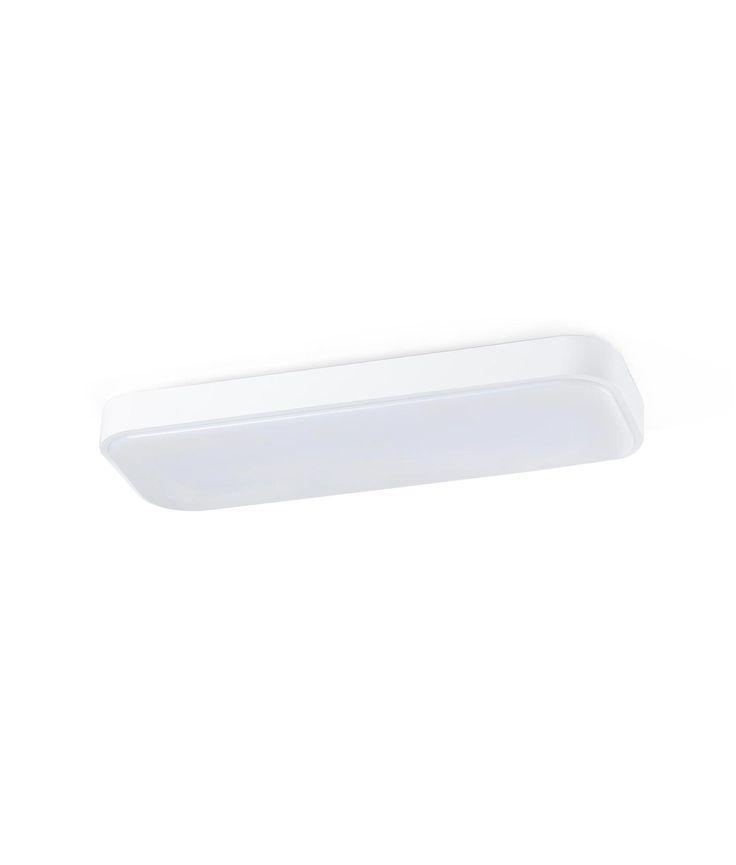 Lámpara plafón LED SOGO-4 blanca