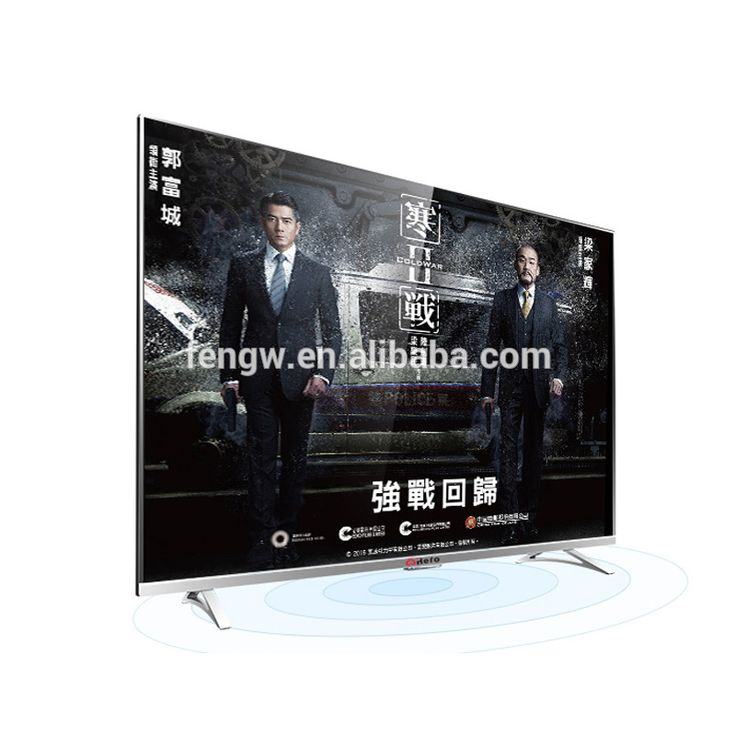 Promotion cheap Smart Led TV 55 58 65 70 84 inch Television With Android 4.4 system Led TV KT-770