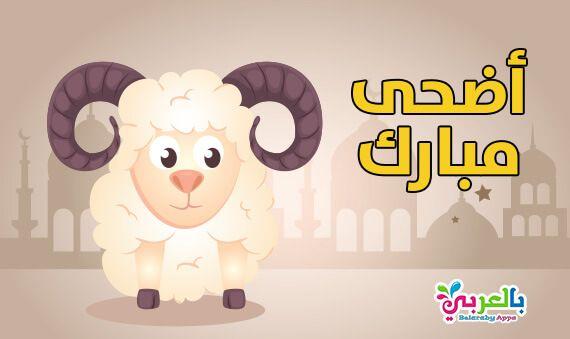 أجمل صور تهنئة عيد الأضحى المبارك 2020 رمزيات خروف العيد بالعربي نتعلم Eid Ul Adha Eid Al Fitr Eid Mubarak