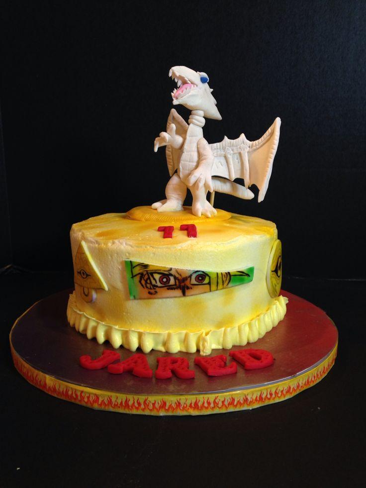 Yu Gi Oh Cake Cakes I Ve Made Pinterest Cakes