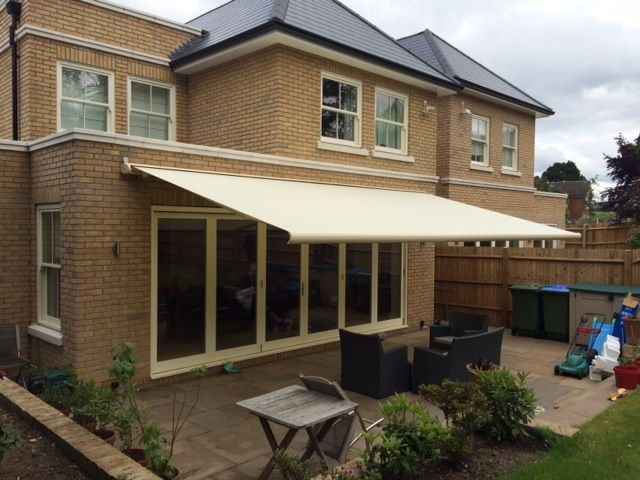 The Perfect Pation Awning For Any Modern Home Markilux 5010 By Deans Blinds And Awnings