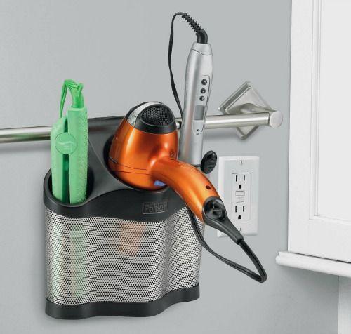 25 Best Ideas About Hair Dryer Storage On Pinterest Hair Dryer Holder Organize Hair Tools